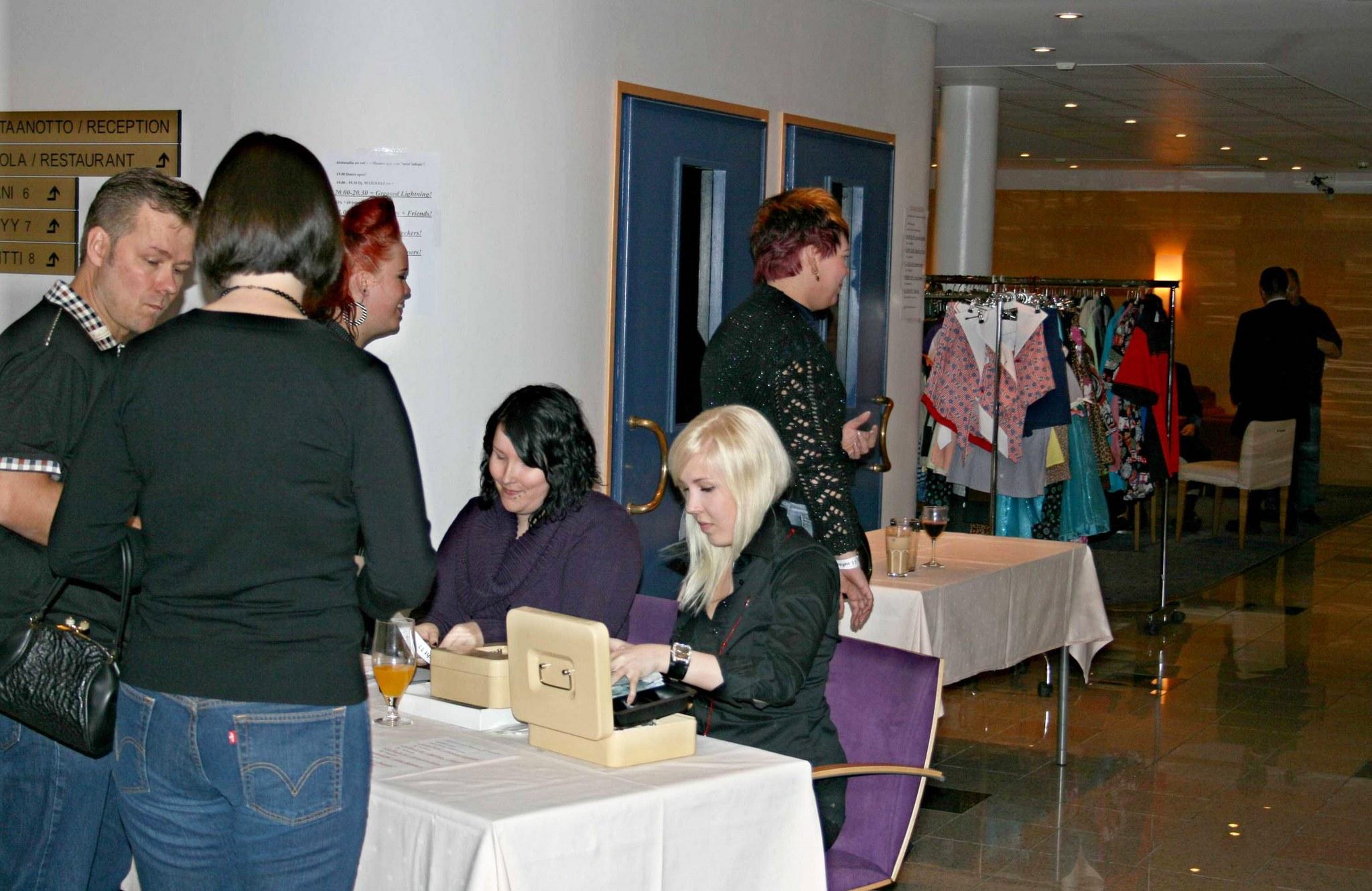 RRNight 11, Rantasipi Hyvinkää, 3.10.2009